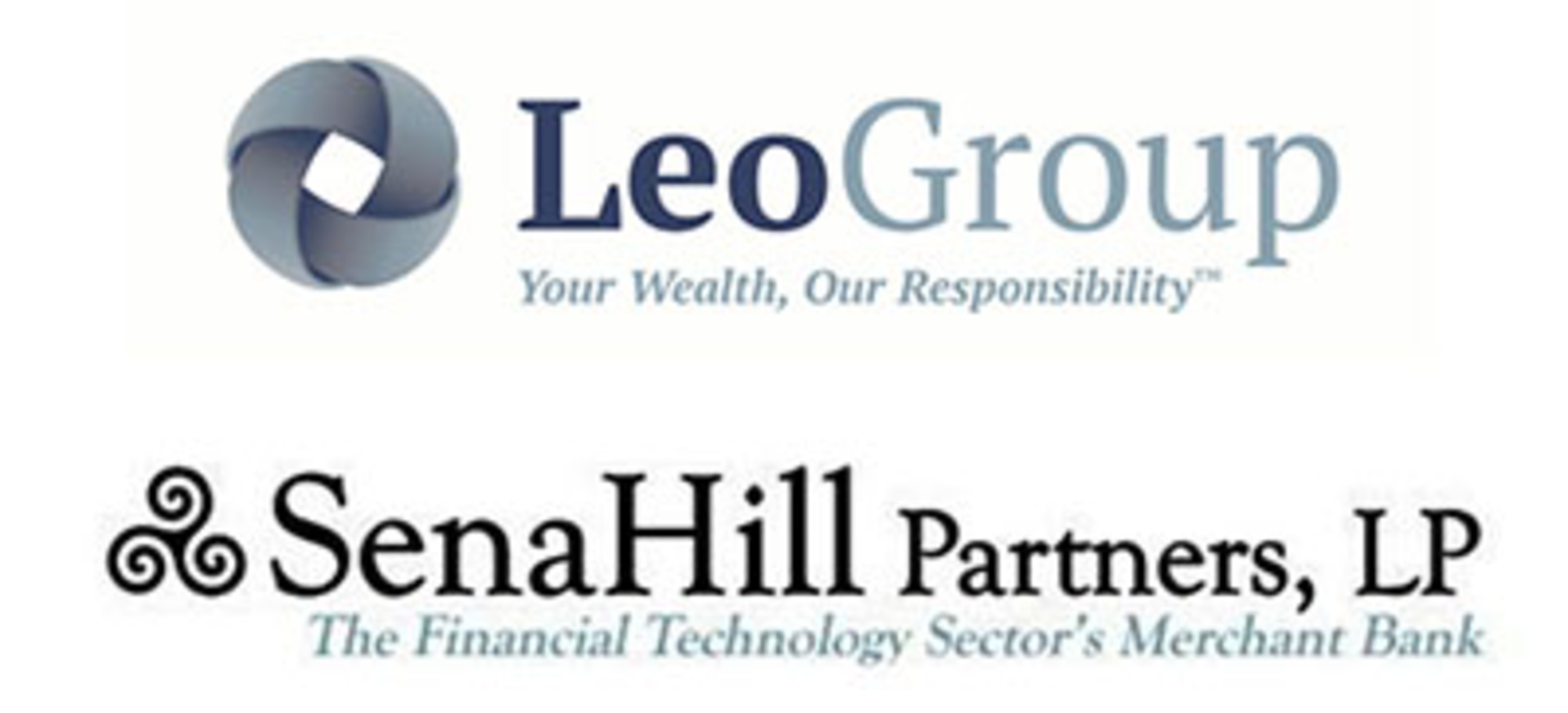 LeoGroup Announces Investment in SenaHill Partners (PRNewsFoto/The Leo Group, LLC)