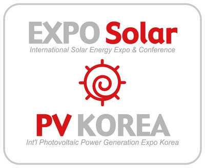 La 'EXPO Solar 2014' se celebrará en Corea en septiembre