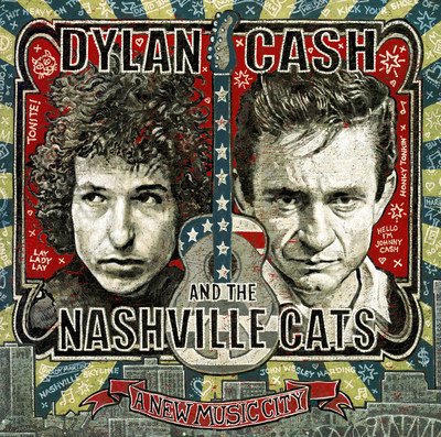 "Dylan, Cash, and the Nashville Cats: A New Music City, featuring a previously unreleased version of Bob Dylan's ""If Not For You"" and 35 other essential tracks, will be available Tuesday, June 16."