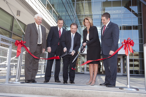 Accident Fund Holdings Celebrates Grand Opening of Its New National Headquarters