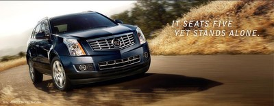 Check out the new 2015 Cadillac SRX at Sheboygan Cadillac (PRNewsFoto/Sheboygan Cadillac)