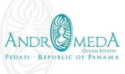 Andromeda Logo.  (PRNewsFoto/Andromeda Ocean Estates)