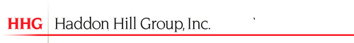 HHG company logo. (PRNewsFoto/Haddon Hill Group) (PRNewsFoto/HADDON HILL GROUP)