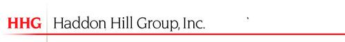 HHG company logo. (PRNewsFoto/Haddon Hill Group) (PRNewsFoto/HADDON HILL GROUP)