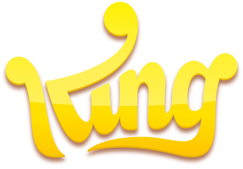 King, the leading cross-platform, bite-sized games company.  (PRNewsFoto/King)