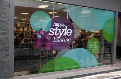 Nordstrom Rack storefront.  (PRNewsFoto/Nordstrom, Inc.)