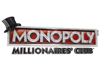 MONOPOLY MILLIONAIRES' CLUB TV Game Show Logo