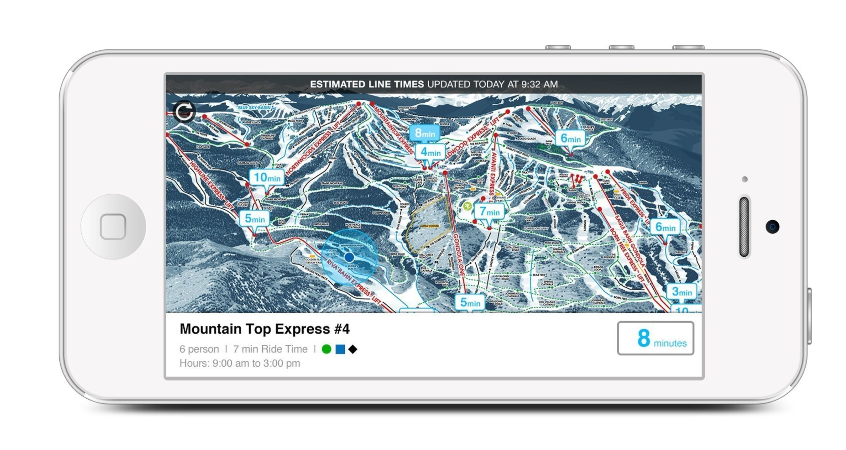 Vail Resorts' EpicMix Time is Now Live and Will Give Guests Access to Real-Time Lift Line Wait Times