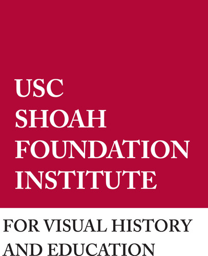 USC Shoah Foundation Institute Logo.  (PRNewsFoto/USC Shoah Foundation Institute)