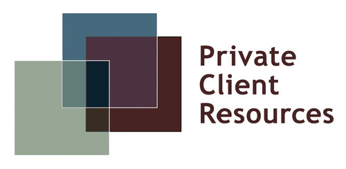 Private Client Resources.  (PRNewsFoto/Private Client Resources)