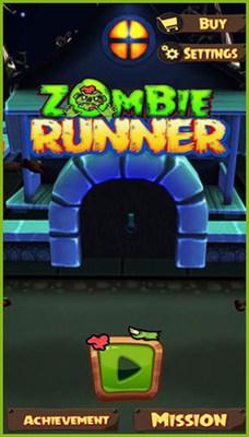 Zombie FU Splash Screen