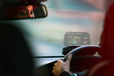 iSCOUT's Head-Up Display (HUD) Product Launch From Spade Corp