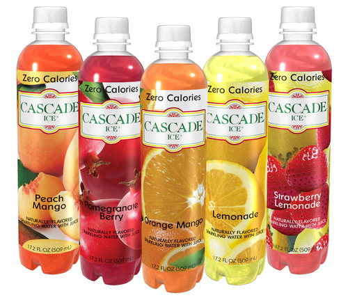 Zero-Calorie Sparkling Flavored Water, Cascade Ice, Expands Availability To All 50 States