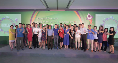 Microsoft Cultivates Global Innovation and Entrepreneurship Support Ecosystem for Startups in China