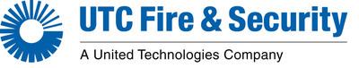 UTC Fire & Security logo. (PRNewsFoto/UTC Fire & Security)