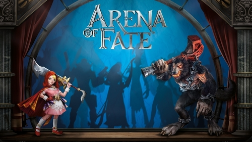Accept no imitations! Take control of iconic characters from history and fantasy, and discover what happens when they join forces and go head to head in the Arena of Fate! (PRNewsFoto/Crytek GmbH)
