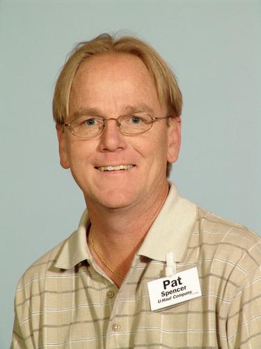Patrick Spencer to Lead New U-Haul District as Area District Vice President. (PRNewsFoto/U-Haul) ...