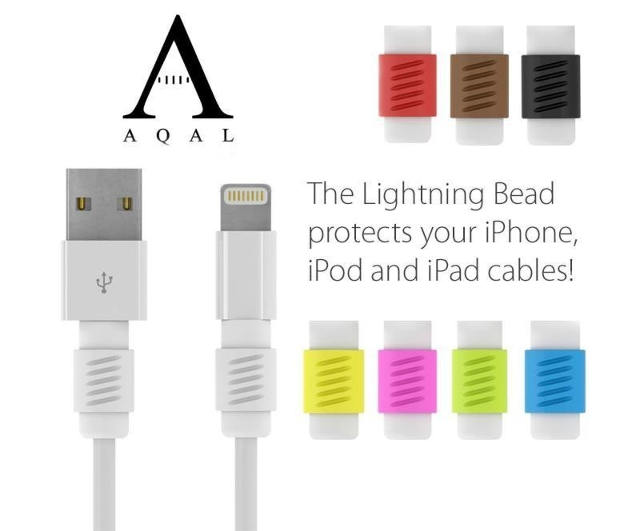 The Bead Offers Huge Protection for Lightning and MagSafe Cables at a Miniscule Cost