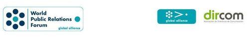 GA World Public Forum Dircom Logo (PRNewsFoto/Global Alliance for PR)