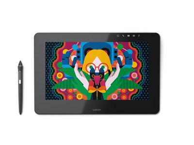 Take your creativity to the next level with the new Cintiq Pro