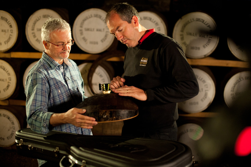 Bushmills Irish Whiskey® Partners With Lowden® to Create Handcrafted Whiskey Barrel Oak Guitars