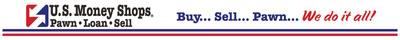 U.S. Money Shops - We do it all!(PRNewsFoto/U.S. Money Shops) (PRNewsFoto/U.S. MONEY SHOPS)