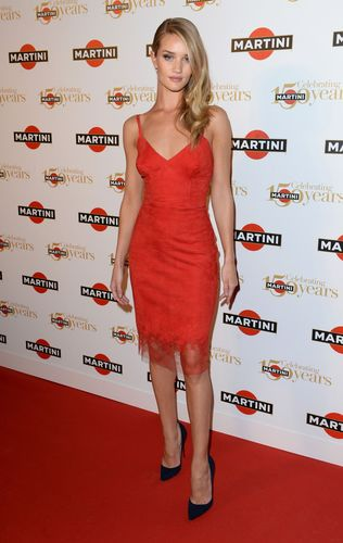 Rosie Huntinton-Whiteley MARTINI© CELEBRATES 150 YEARS OF ITALIAN STYLE AT GLITTERING ANNIVERSARY GALA IN LAKE ...