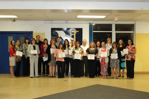 Teachers' Insurance Awards over $10,000 in Enrichment Grants to Toms River Regional Schools