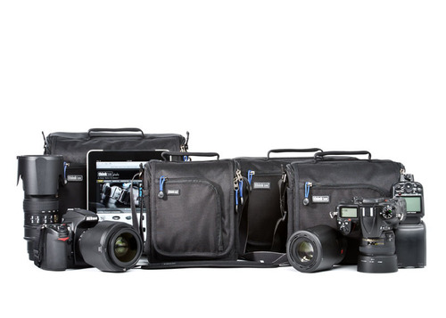 The Sub Urban Disguises are designed for the professional photographer seeking smaller capacity camera bags and amateur photographers upgrading their bodies or using one to two lenses along with their new body.  (PRNewsFoto/Think Tank Photo)