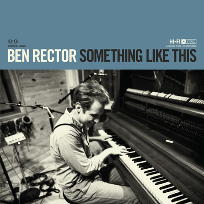 "Ben Rector's new album ""Something Like This"" available now.  (PRNewsFoto/Trivate Entertainment)"