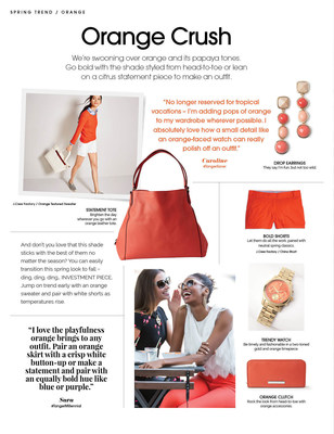 TangerStyle Magazine - Orange Crush
