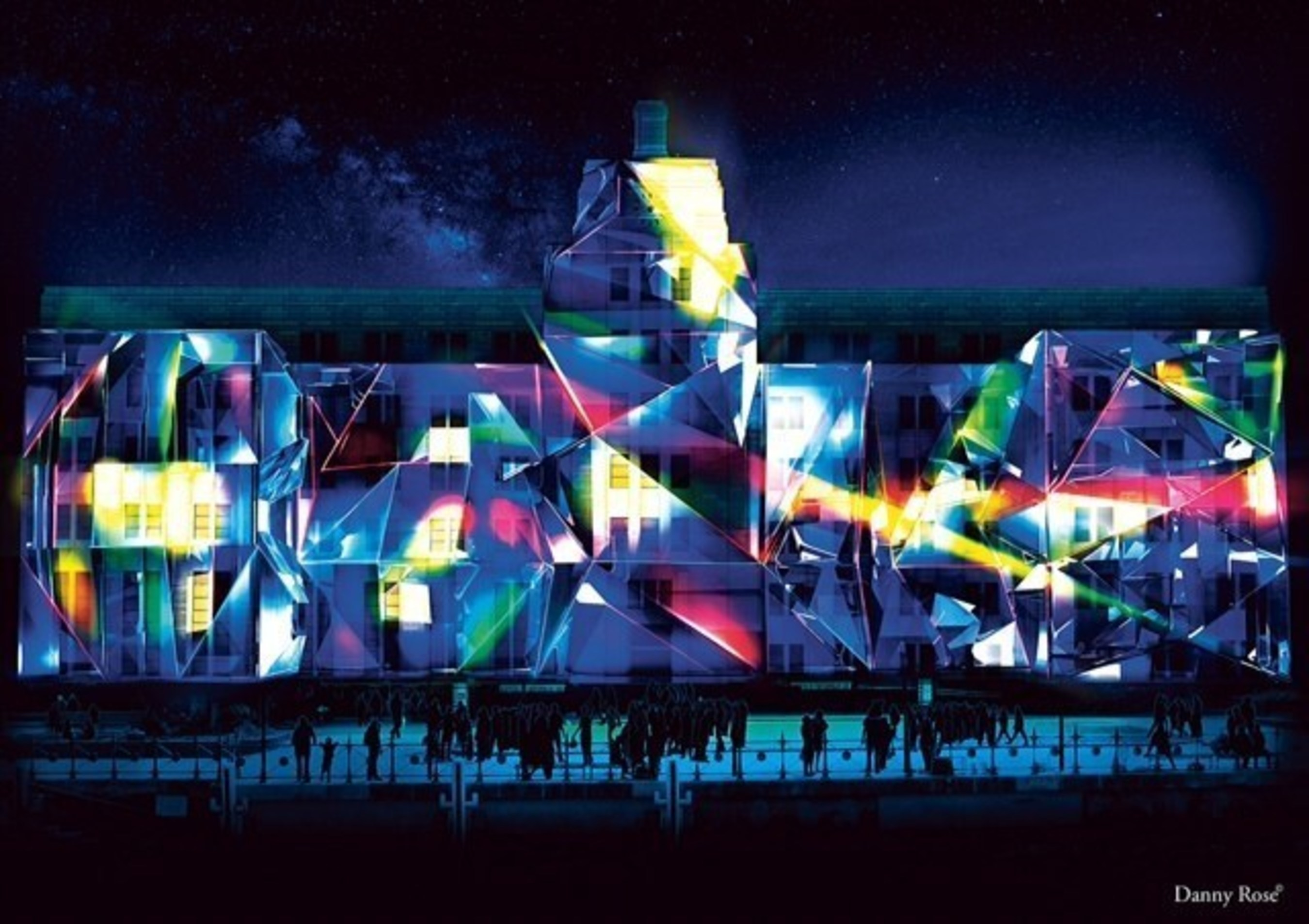 Vivid Sydney 2015: größtes Programm aller Zeiten angekündigt