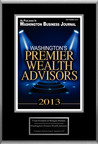 "Team Freiman at Morgan Stanley Selected For ""Washington's Premier Wealth Advisors"".  (PRNewsFoto/Team Freiman at Morgan Stanley)"