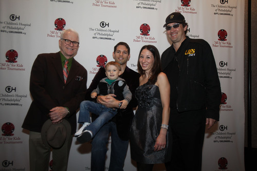 'All In' for Kids Poker Tournament Raises More Than $900,000 for The Children's Hospital of