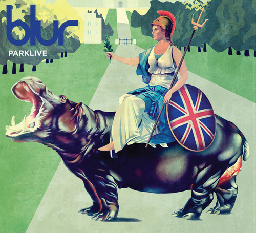 Blur's recent Hyde Park performance to mark the closing of the Olympic Games will be released December 4th ...