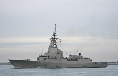 A new solid state radar being developed by Indra and Lockheed Martin will provide proven Aegis air defense capability while introducing leading edge technologies for future Spanish frigates and other international platforms. The Spanish Navy currently operates five Aegis-equipped Álvaro de Bazan-class (F-100) frigates (shown here).
