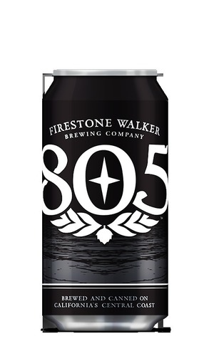 Firestone Walker has released its 805 craft beer in 12-ounce aluminum cans from Ball Corporation. ...