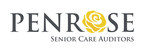 Penrose Senior Care Auditors check on seniors in wherever they reside, conduct an online 7-Factor Audit of their living condition, and report back to our client, generally the senior's adult child(ren). (PRNewsFoto/Penrose Senior Care Auditors)
