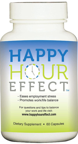 Happy Hour Effect(TM) Announces Exclusive Partnership With GNC Stores
