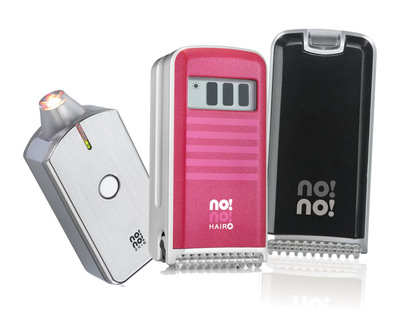 ADDITIONAL ROLLOUT OF NO!NO!(TM) HAIR BY MAJOR RETAILER FOLLOWS SUCCESSFUL PILOT LAUNCH.  (PRNewsFoto/PhotoMedex, Inc.)