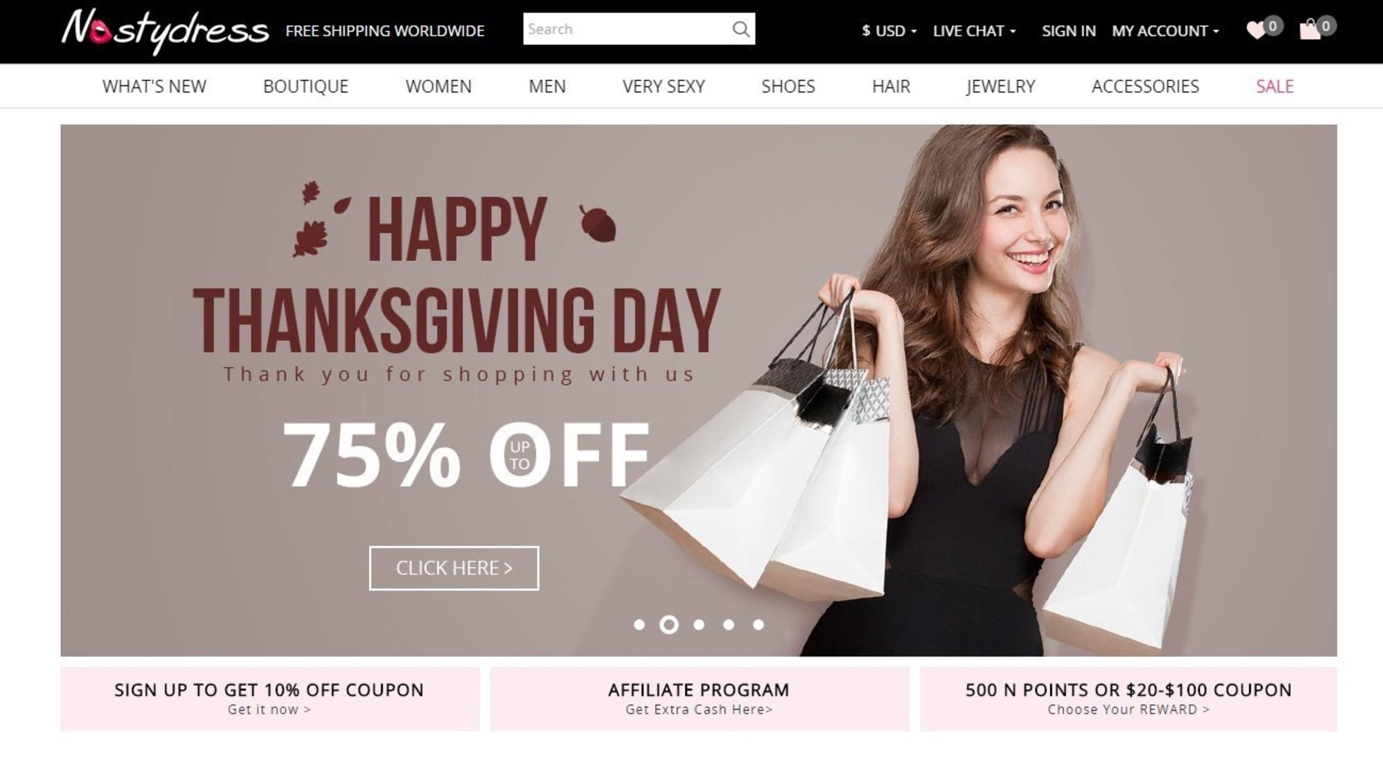 DressLily and Nastydress Superb Customer Service