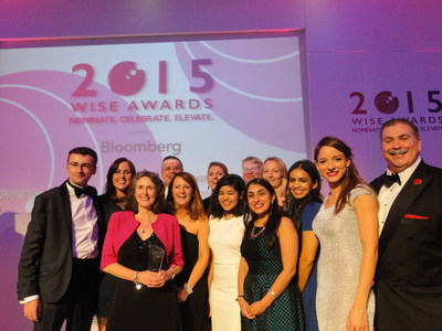 Bechtel Wins Prestigious U.K. Employer Award for Diversity. WISE Award Recognizes Company's Efforts to Increase Number of Female Engineers.