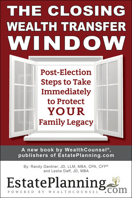 WealthCounsel's New eBook on Estate Planning Strategies Now Available at www.EstatePlanning.com.  (PRNewsFoto/WealthCounsel)