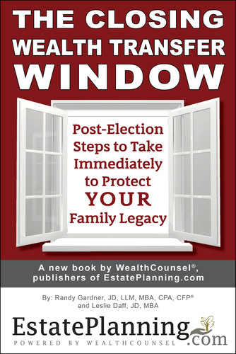 WealthCounsel's New eBook on Estate Planning Strategies Now Available at www.EstatePlanning.com.  ...