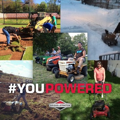 Briggs & Stratton's YOU.POWERED. contest recognizes good citizens and good neighbors