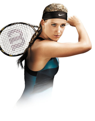 Citizen Brand Ambassador and Two-Time Grand Slam Tennis Champion Victoria Azarenka.  (PRNewsFoto/Citizen Watch Company of America, Inc.)