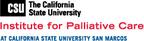 CSU-IPC logo. (PRNewsFoto/CSU Institute for Palliative...)