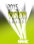 Official logo for the 2015 NAMIC Vision Awards presented by the National Association for Multi-ethnicity in Communications in partnership with NAMIC - Southern California. The NAMIC Vision Awards honors television networks and other creators of original content for their achievements in producing multiethnic and multicultural programming.