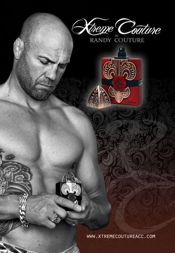 UFC Legend and Actor, Randy Couture, Launches Men's Cologne, Xtreme Couture