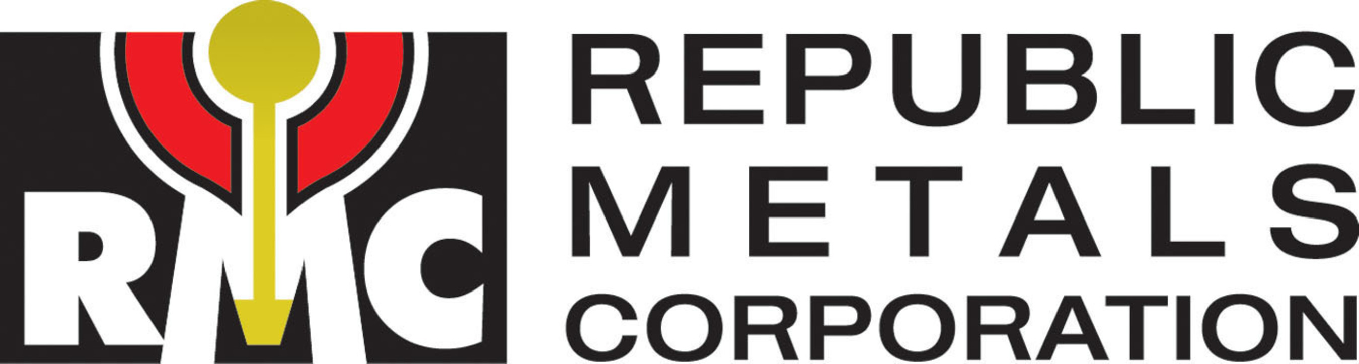 Republic Metals Corporation Logo.